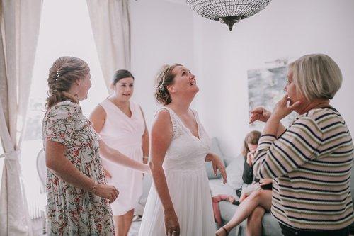 Photographe mariage - MAKING UP' - les Abrets - photo 76