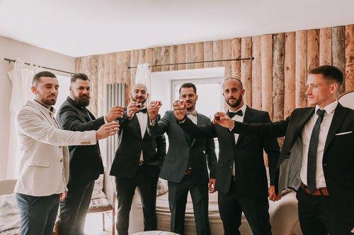 Photographe mariage - MAKING UP' - les Abrets - photo 72