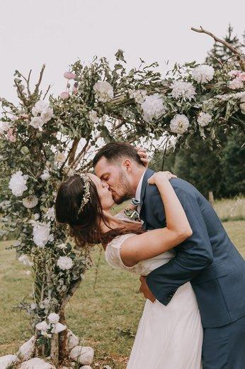 Photographe mariage - MAKING UP' - les Abrets - photo 65