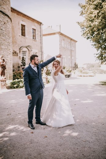 Photographe mariage - MAKING UP' - les Abrets - photo 81