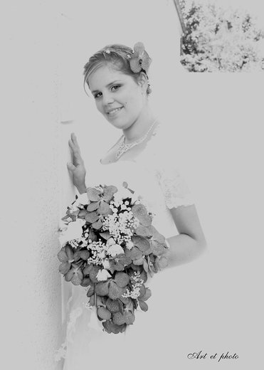 Photographe mariage - ART ET PHOTO  - photo 21