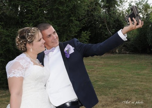 Photographe mariage - ART ET PHOTO  - photo 23