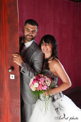 Photographe mariage - ART ET PHOTO  - photo 47