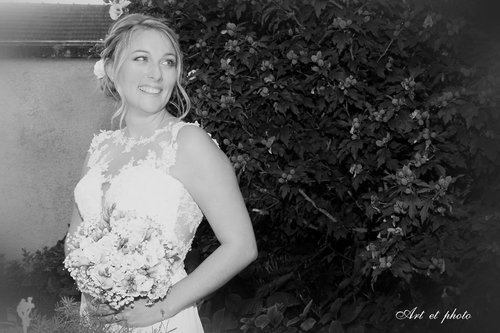 Photographe mariage - ART ET PHOTO  - photo 37